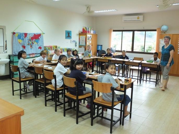 清莱基督教国际学校