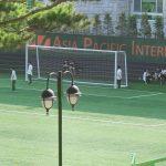 亚太国际学校的运动场