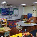 庆南国际外国学校的教室