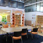 庆南国际外国学校的小学教室