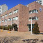 庆南国际外国学校的教学楼