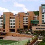 韩国国际学校板桥校区的教学楼