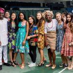 拉各斯美国国际学校的学生来自世界各地