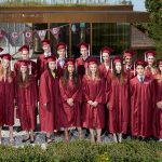 布里兰特蒙特国际学校的毕业生们