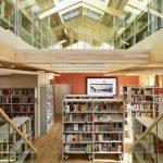 人文学院新的图书馆