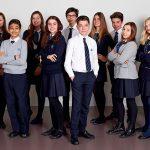 瑞士GEMS世界学院的精英学生们