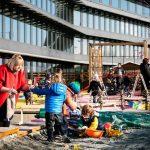 瑞士GEMS世界学院的游乐场