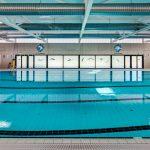 瑞士GEMS世界学院的游泳馆