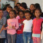 阿斯马拉国际社区学校的学生班级集合