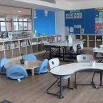 新加坡德国欧洲学校的教室