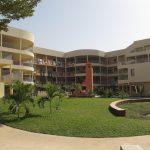 达喀尔国际学校的校园环境
