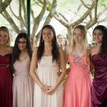 莫希国际学校的学生们参加毕业舞会