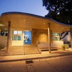 坦噶尼喀国际学校的教学楼