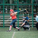 新加坡美国学校的学僧呢打棒球