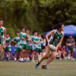 圣若瑟书院国际学校的学生进行橄榄球比赛