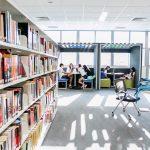 新加坡瑞士学校的图书馆