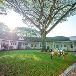 新加坡瑞士学校的校园环境