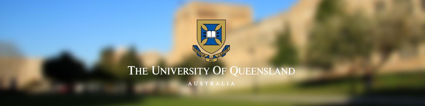 UQ 昆士兰大学广告图