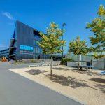 瑞士GEMS世界学院的教学楼