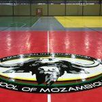 莫桑比克美国国际学校的室内体育馆