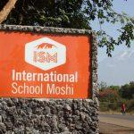 莫希国际学校的校名标志