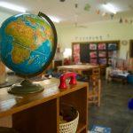 坦噶尼喀国际学校的教室环境