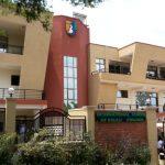 卢旺达基加利国际学校的教学楼