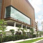 新加坡德国欧洲学校的教学楼